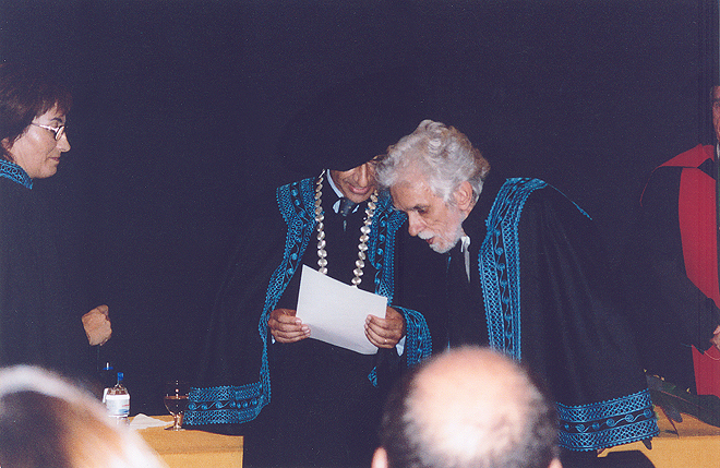 Universidade do Algarve - 17/10/2013 - Doutoramento Honoris Causa de António Ramos Rosa