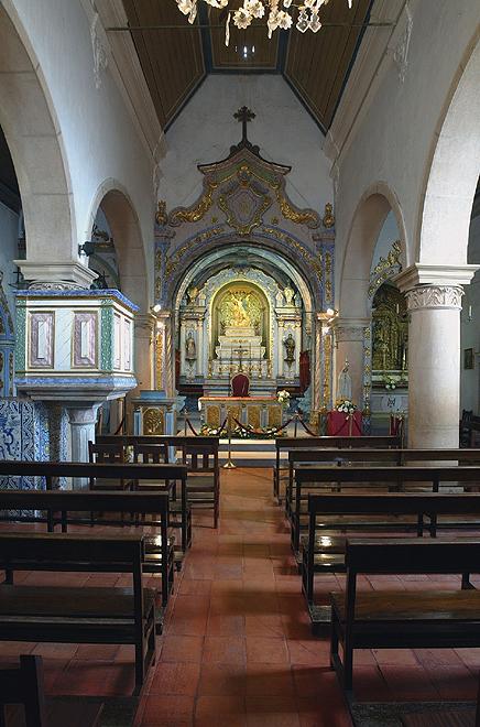 Igreja_alte_interior