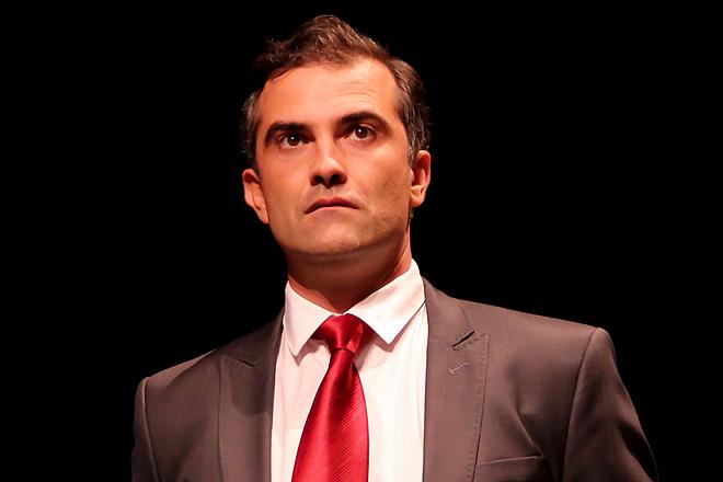 António Pina, presidente da Câmara Municipal de Olhão