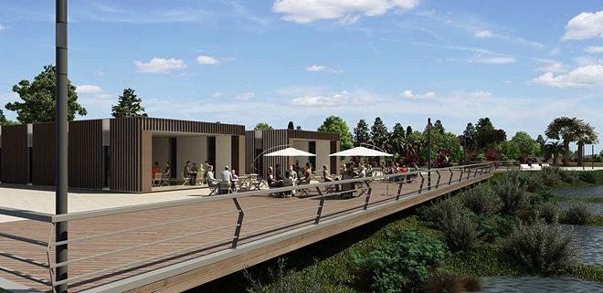 Projeto do Parque Ribeirinho de Faro