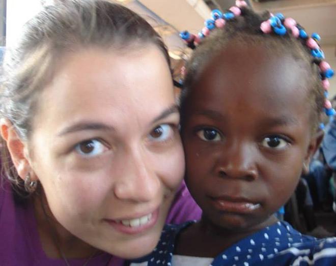 Missão de Marlene Viegas em 2013 em Angola